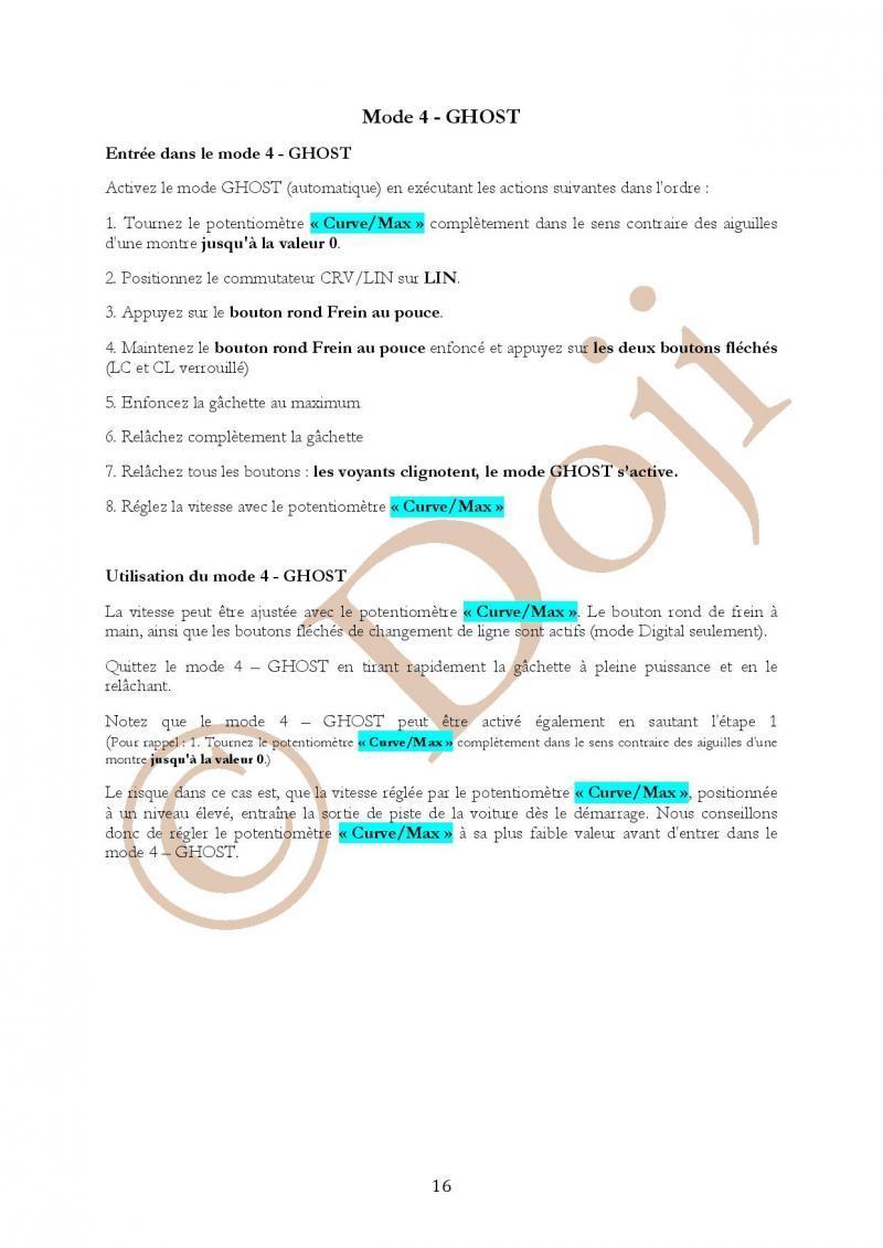 Manuel en français Poignée SLOT IT SCP-2 page 16/23