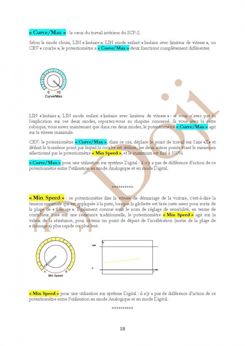 Manuel en français Poignée SLOT IT SCP-2 page 18/23