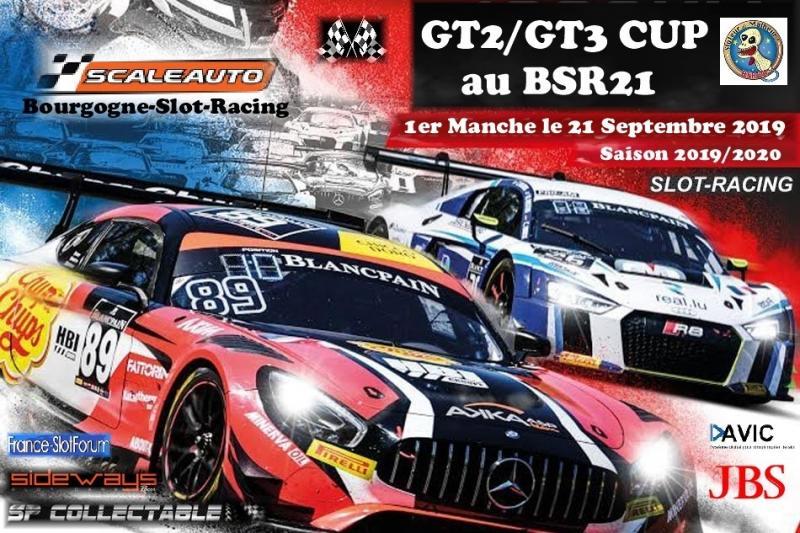 CHAMPIONNAT GT SCALEAUTO 2019/2010 AU BSR21