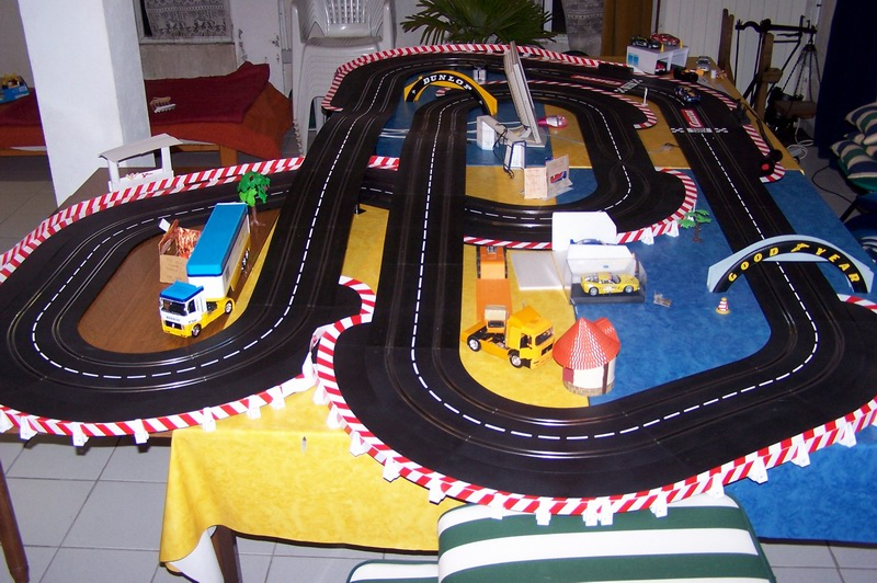 Passage Carrera Evolution 224 Carrera Digital 132