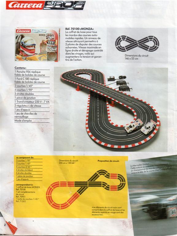 Slot racing cognin 73
