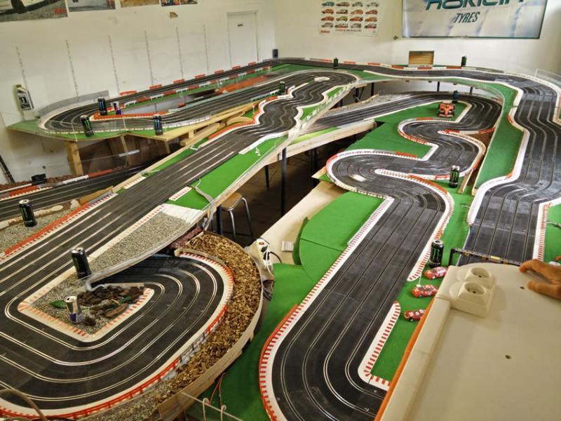 Le circuit de 45 mètres de Notre Dame de l'Osier