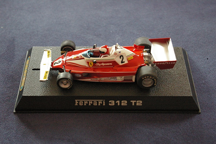 ferrari 312 t2 clay reggazoni 1976 franceslotforum. Black Bedroom Furniture Sets. Home Design Ideas