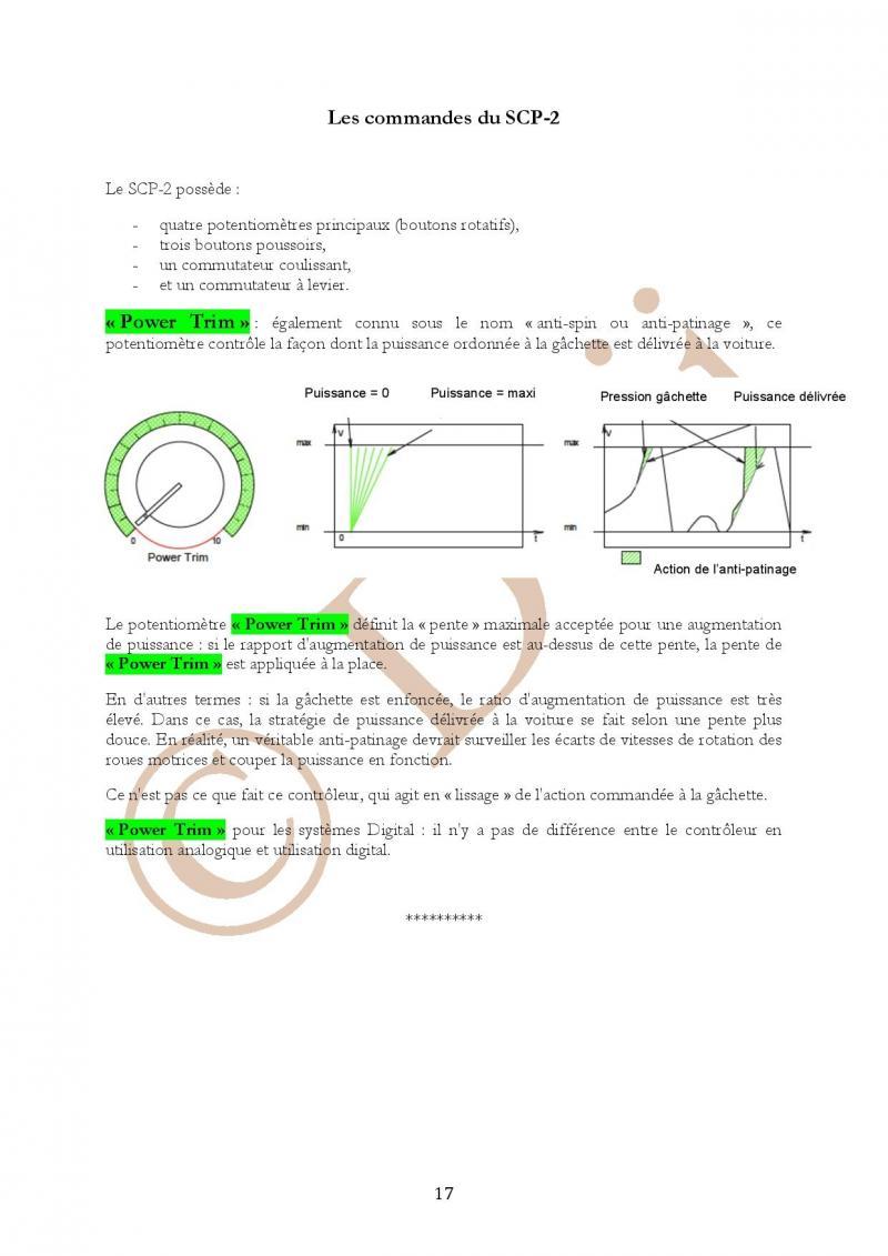 Manuel en français Poignée SLOT IT SCP-2 page 17/23